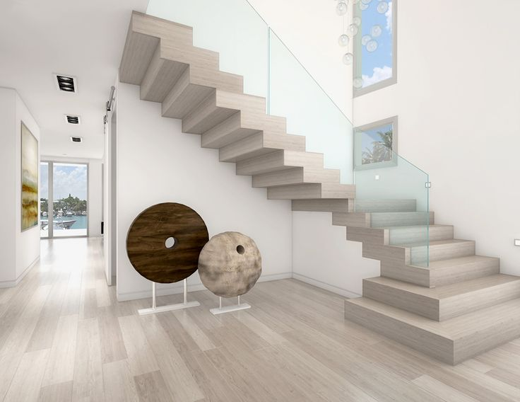 Future Townhouse Staircase
