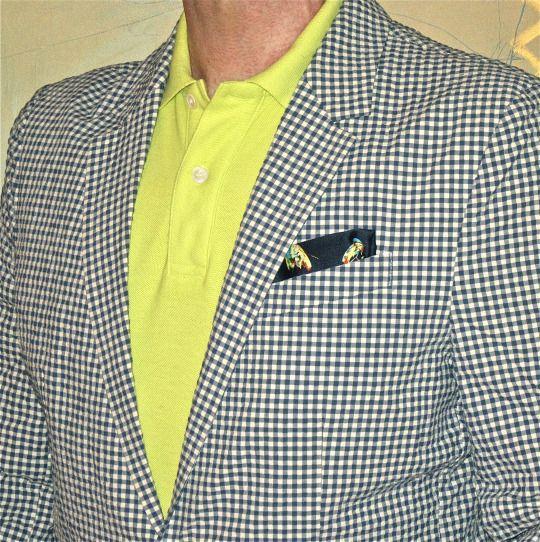 """Attitude unstructured seersucker jacket, Joe Fresh """"limon"""" polo…  #Attitude #JoeFresh #Aldo #menswear #menscouture #mensfashion #instafashion #fashion #dandy#dandystyle #hautecouture #sartorial #sprezzatura #menstyle #dapper #dapperstyle #pocketsquare"""