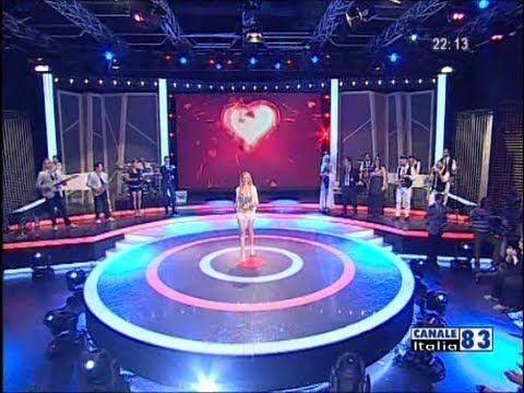 "Edyta Kaminska ""Ci Vuole Troppo Cuore"" Live   2014"