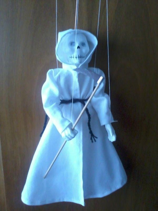Marioneta smrtka