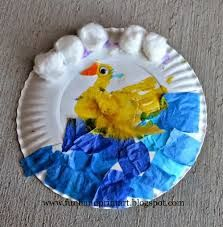 Image result for mallard duck paper plate craft