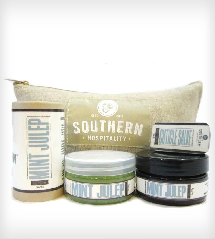 Southern Hospitality: Southern Hospitality Travel Kit