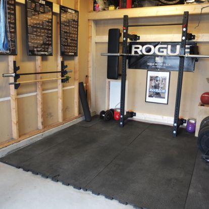 25 Best Ideas About Home Gym Garage On Pinterest Home