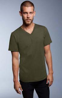 Pólók és ruházat: Környak vagy V-nyak?