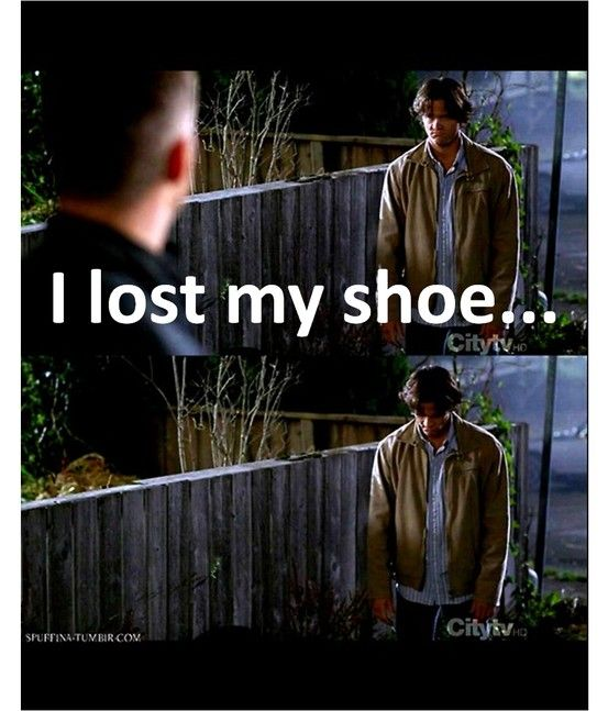 Awww, Sammy! #Supernatural #Funny  One of my FAVORITE episodes!!!