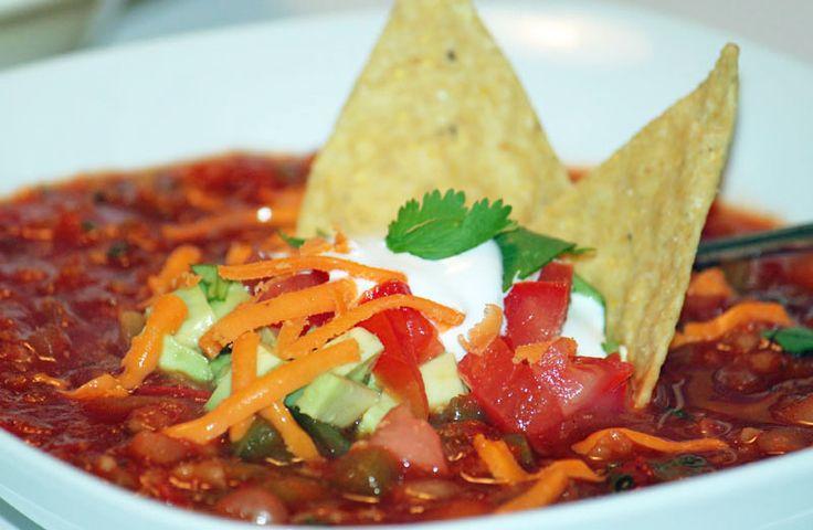 Delicious Taco Soup