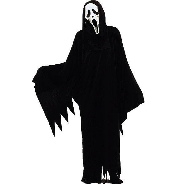 Disfraz de Fantasma de Scream #secram #fantasma #miedo #disfraces #halloween