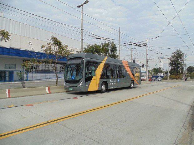 Águas de Pontal: SC deve ter ônibus movido a energia solar rodando ...