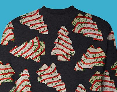 """Check out new work on my @Behance portfolio: """"UGLY CHRISTMAS SWEATERS"""" http://be.net/gallery/32285879/UGLY-CHRISTMAS-SWEATERS"""