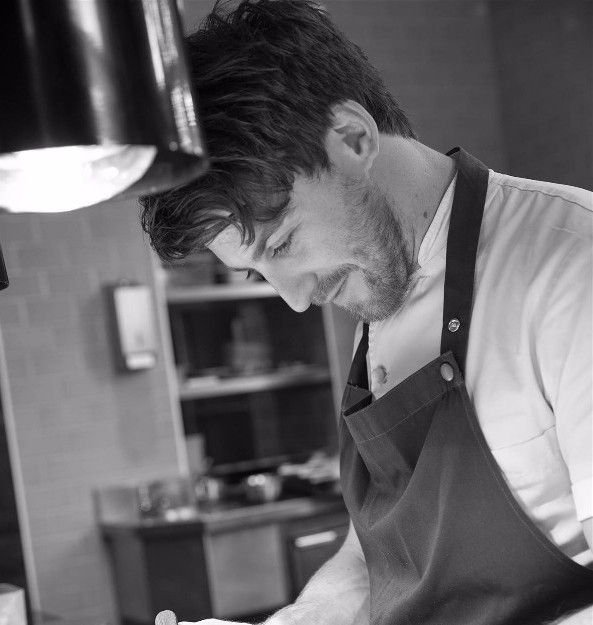 We interview Lee Westcott head chef of Typing Room in Town Hall Hotel London. Read it here.
