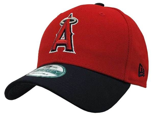 New Era MLB League 2 Tone 9Forty LA Angels Team Men's Hat, 10963156