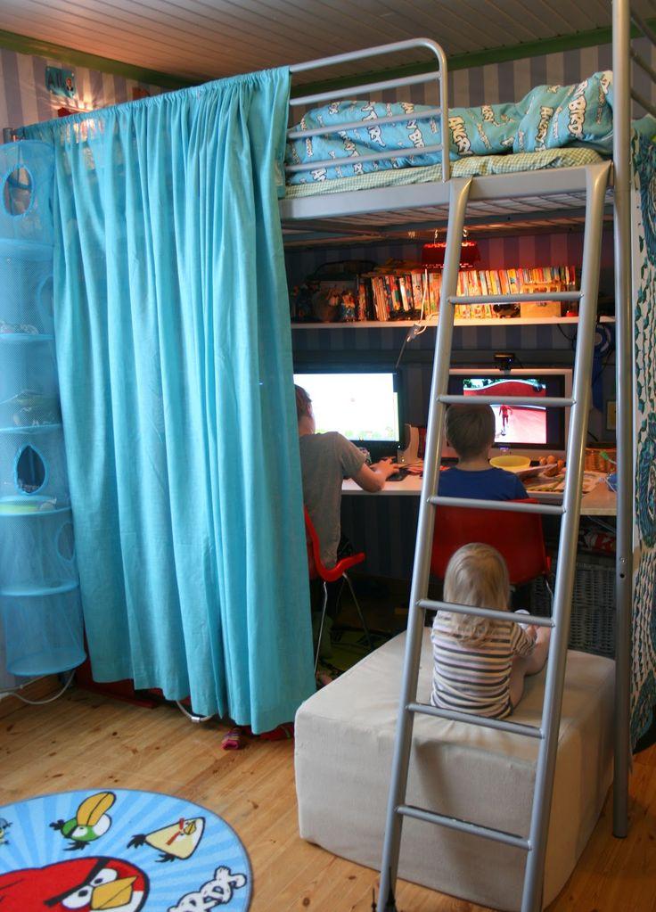 Kuvahaun tulos haulle jaettu lastenhuone