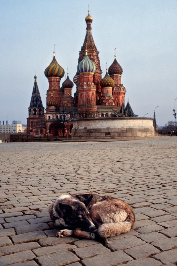 Moscow, Russia, Steve McCurry