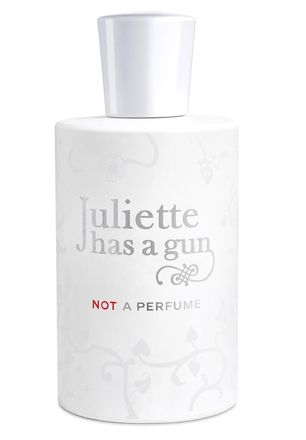 Juliette Has a Gun - Not a Perfume.  Supposedly more of an aroma but isn't an aroma an odor and an odor is a scent.