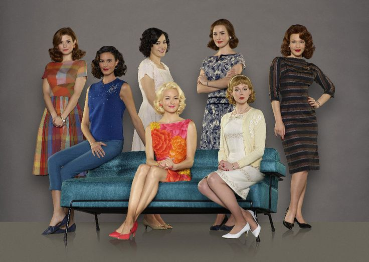 ABC's 'Astronaut Wives Club' miniseries wraps filming in New Orleans