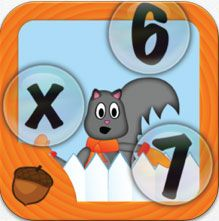 App for Practice Math: Times tables