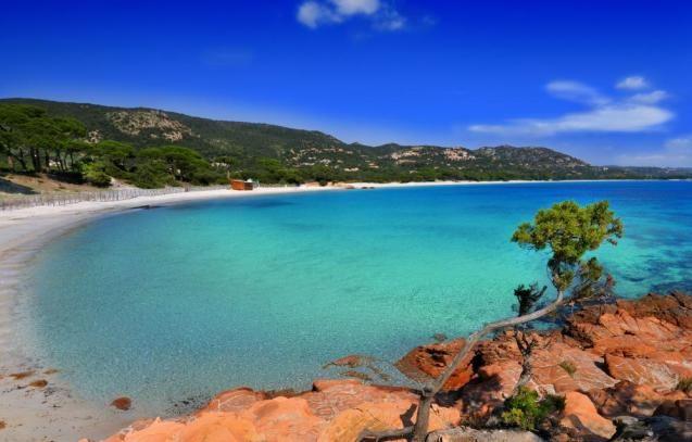 les plus belles plages de corse - Plage de Palombaggia corsica France
