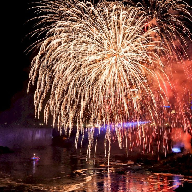 Get the full Niagara Falls fireworks schedule right here, the quickest way to find out if there are fireworks tonight! You won't want to miss this spectacular display over the Falls!
