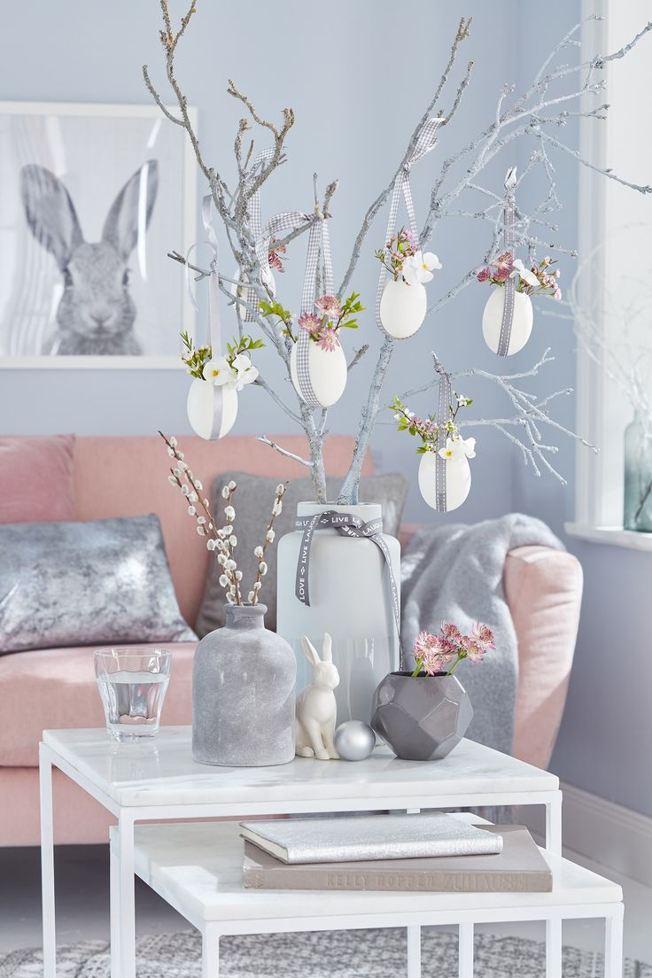 16 best ostern images on pinterest simple craft ideas easter and feathers. Black Bedroom Furniture Sets. Home Design Ideas