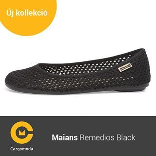 Maians Remedios Black - Megérkezett az új tavaszi-nyári Maians kollekció! www.cargomoda.hu #cargomoda #maians #madeinspain #handcrafted #springsummercollection #spring #summer #mik #instahun #ikozosseg #budapest #hungary #divat #fashion #shoes #fashionlov