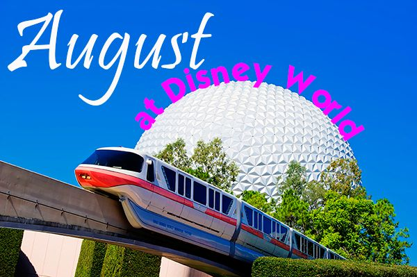 August at Disney World starts off hot and busy and ends hot and much less busy. If you happen to have a school district that starts school late, traveling to Disney World after mid-August is a great way to avoid peak crowds. Some tips for traveling in August: Traveling to Disney World during a...