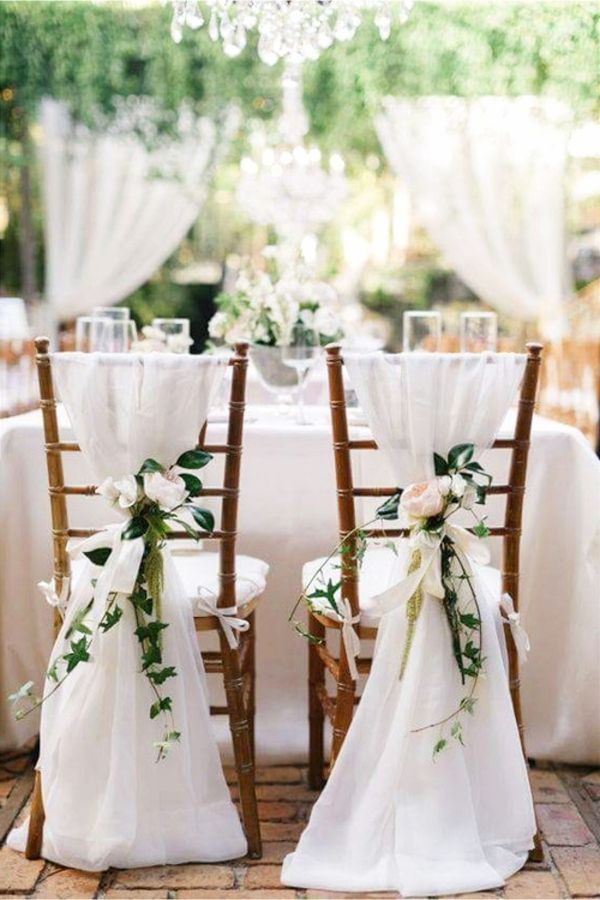 Wedding Reception Ideas Simple Fabric Can Make All The Difference In Your Decorations