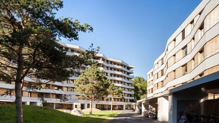 gigon  guyer . Housing Development Zellweger-Areal . Uster (3)