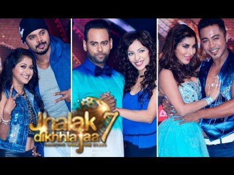 Jhalak Dikhla Jaa Season 7 | Opening Ceremony 7th June 2014 | Madhuri Di...