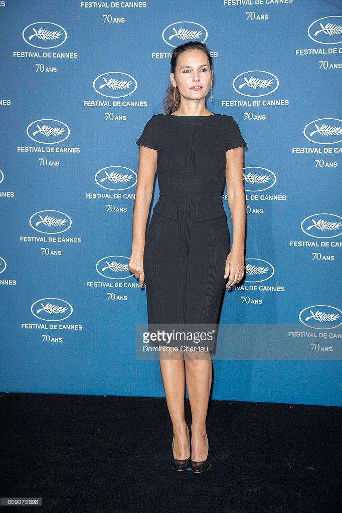 Photo d'actualité : Virginie Ledoyen attends the Cannes Film Festival...