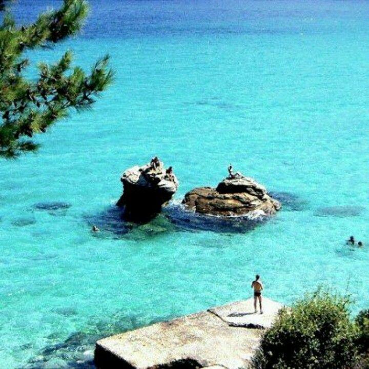 Golden beach, Thassos island, Greece препорачано од http://mojagarderoba.mk/