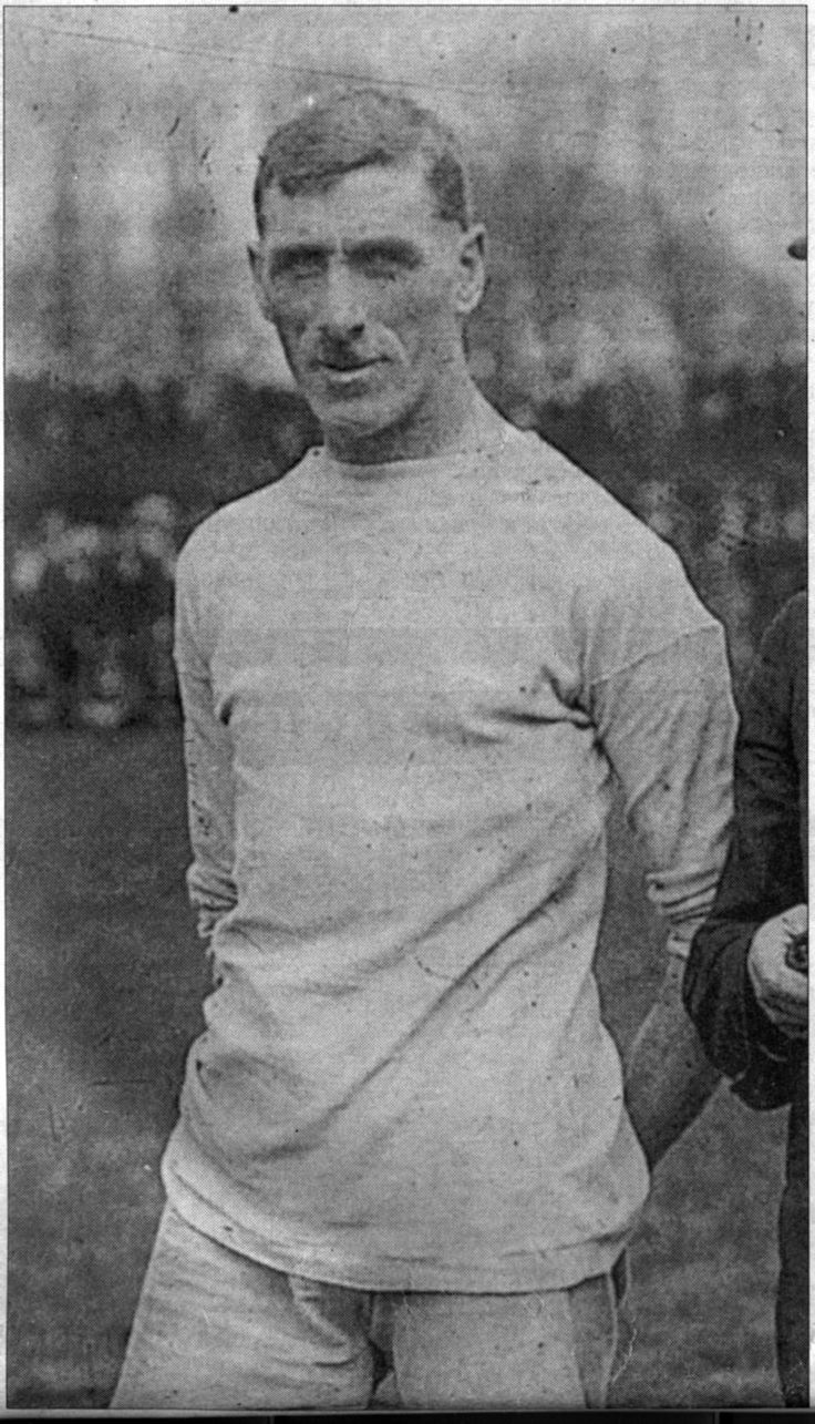 Billy Meredith - scorer of the only goal that won Man City their first FA Cup in 1904.