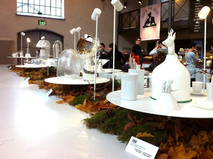 The Wishing Table - exibition, 9. - 11. November 2012 / BLICKFANG COPENHAGEN / Øksnehallen