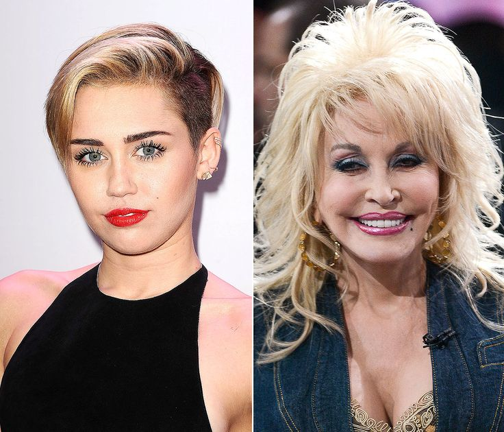 """Dolly Parton: Miley Cyrus """"Made Her Point,"""" """"Doesn't Have to Be So Drastic"""""""