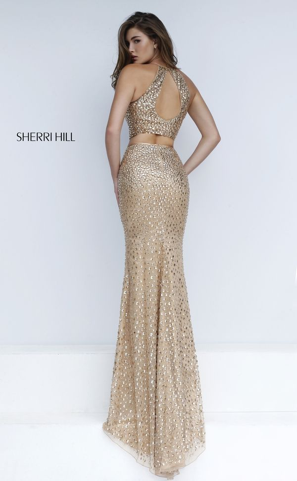 25  best ideas about Gold formal dress on Pinterest | Long gold ...