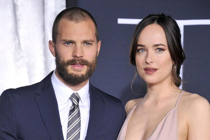 """""""#FIFTY SHADES"""" cast banned from dirty talk on #press #tour..."""