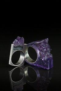 Jewelry | Jewellery | ジュエリー | Bijoux | Gioielli | Joyas | Art | Arte | Création Artistique | Precious Metals | Jewels | Settings | Textures | Vetro Caldo Designs