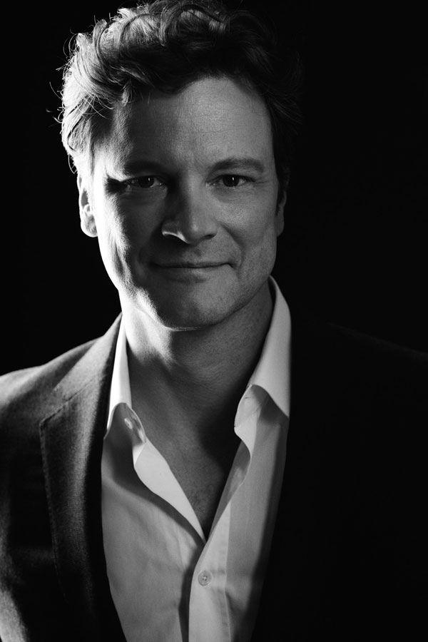 Colin Firth by Lorenzo Agius