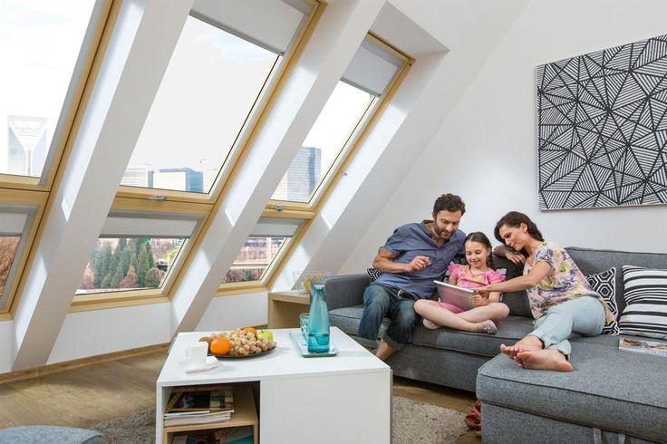 Masz dość zanieczyszczonego powietrza, smogu i tym podobnym? Już niedługo w ofercie naszego partnera - firmy Fakro - znajdziesz okna dachowe z ochroną antysmogową. Dzięki temu domy Z500 będą jeszcze bardziej przyjazne dla Ciebie i całej Twojej rodziny ;)
