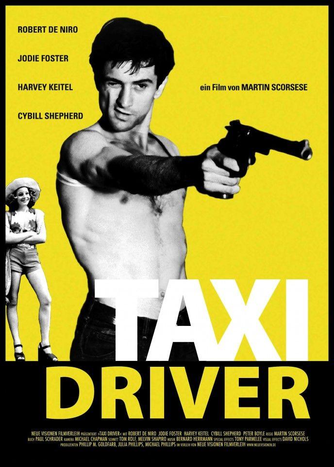 Постер Taxi Driver - Таксист