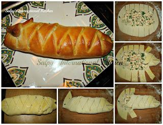 -- TheArmenianKitchen.com -- Everything about Armenian food: Cheese Beureks from 'Salpy's International Kitchen'