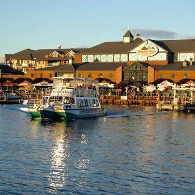 Mandurah Cruises at Dolphin Quay