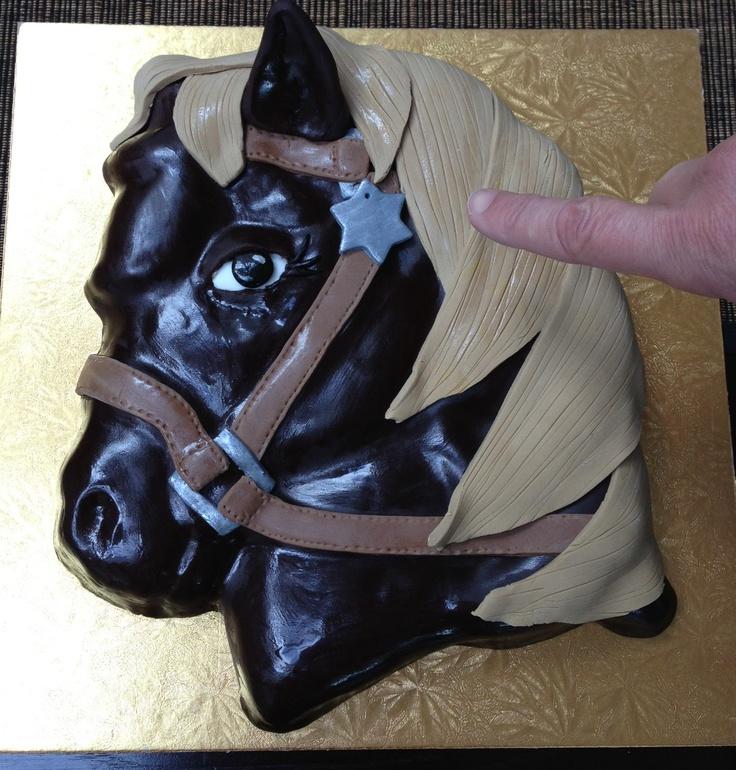 Horse Shaped Cake Tin