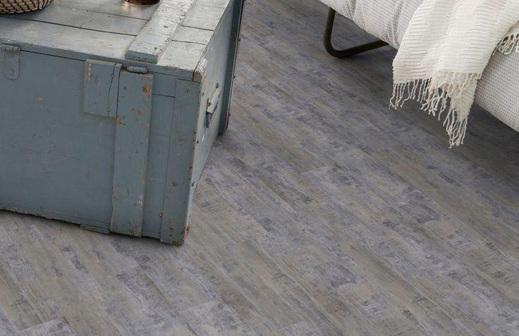 Bestel GRATIS stalen op onze website! Home Stick - Rough: Zelfklevende pvc vloer…