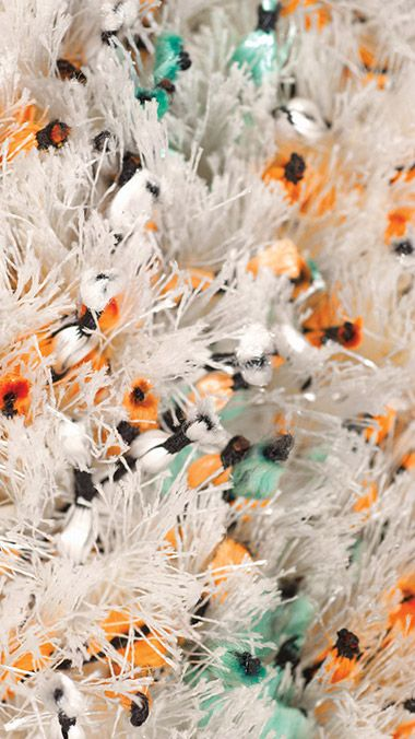 LOTUS WHITE home decoration carpets white colour cotton polyester