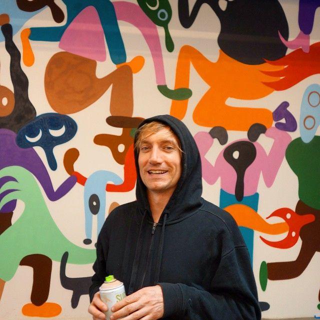 Facebook Artist in Residence: tutte le opere su Instagram!