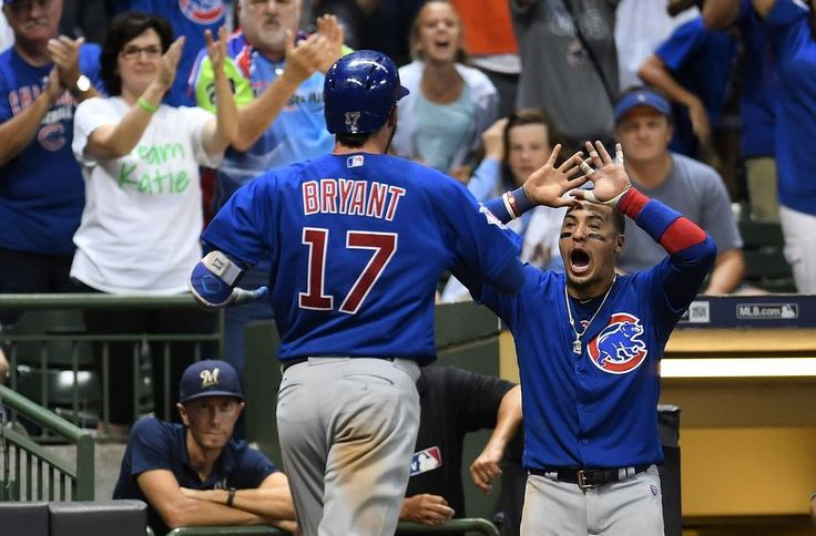 #Chicago #Cubs rally for unbelievable extra-inning win over #Brewers