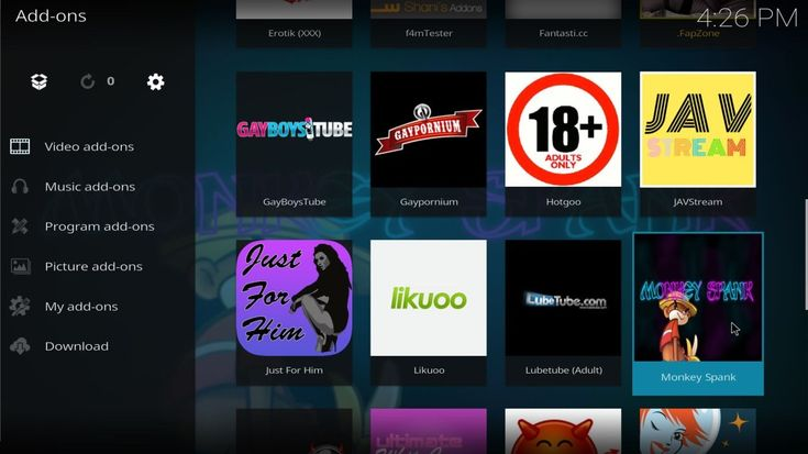 ADULT ADDONS KODI in 2020 Kodi, Kodi streaming, How to