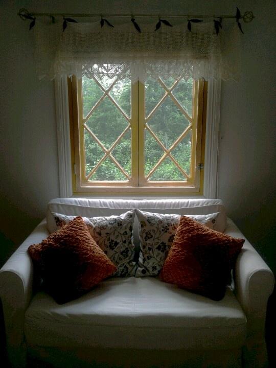 Old windows frames