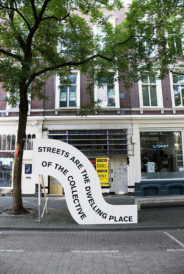 Graphic Design: Studio Spass take over the streets of Rotterdam for arts festival identity