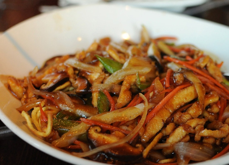 Pf Chang S Double Pan Fried Noodles